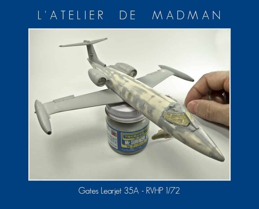 Gates Learjet 35A - Phoenix Air