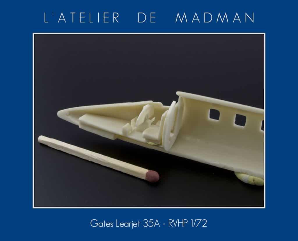 Gates Learjet 35A