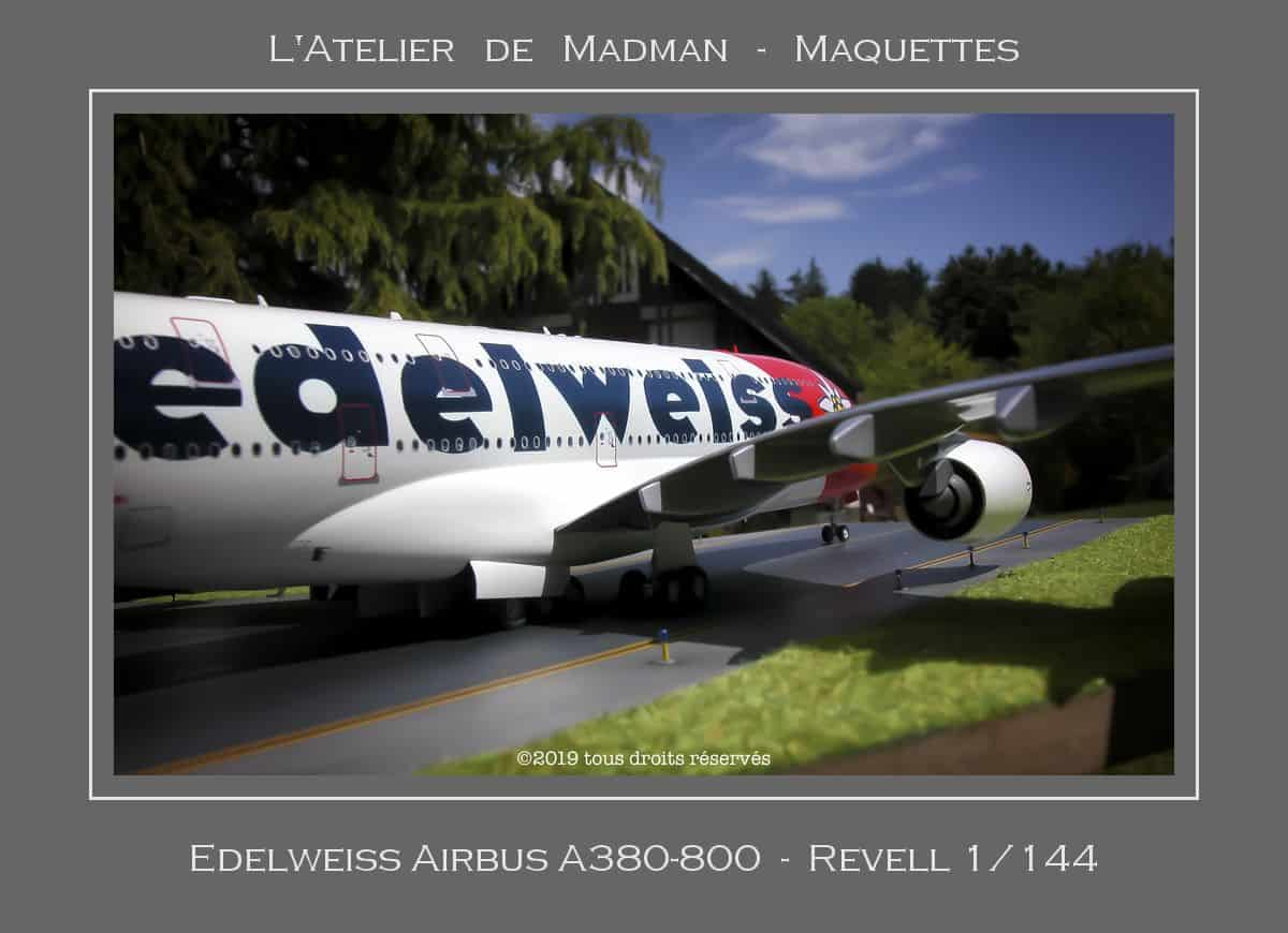 Airbus A380 - Revell 1/144