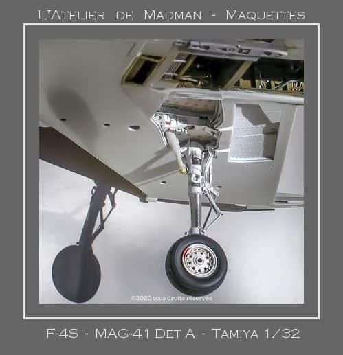 F-4S Phantom II - Tamiya 1/32