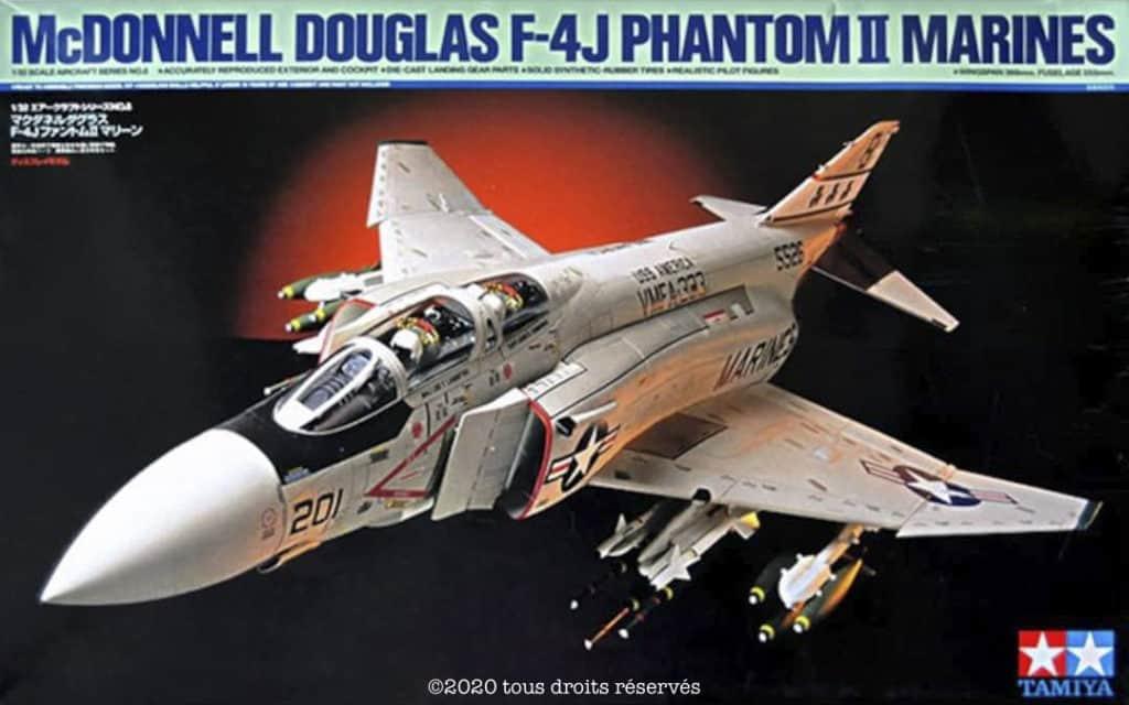 F-4E Phantom II - Tamiya 1/32
